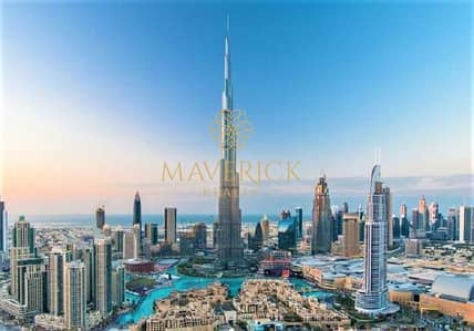 Perfect 2BR+Maids/R | DIFC View | High Floor