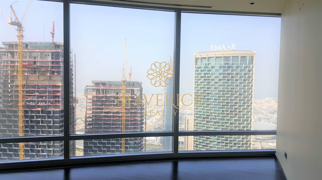 2 Perfect 2BR+Maids/R | DIFC View | High Floor