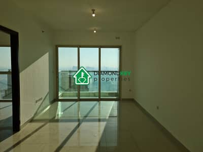 1 Bedroom Apartment for Rent in Al Reem Island, Abu Dhabi - Full Sea View! Very High Floor!