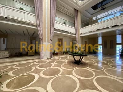 5 Bedroom Villa for Sale in Emirates Hills, Dubai - Stunning 5 Bedroom | Large Plot Mansion | Spacious