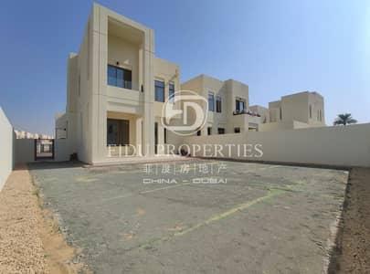 فیلا 3 غرف نوم للايجار في ريم، دبي - Corner Unit | Type A | Unique Large plot