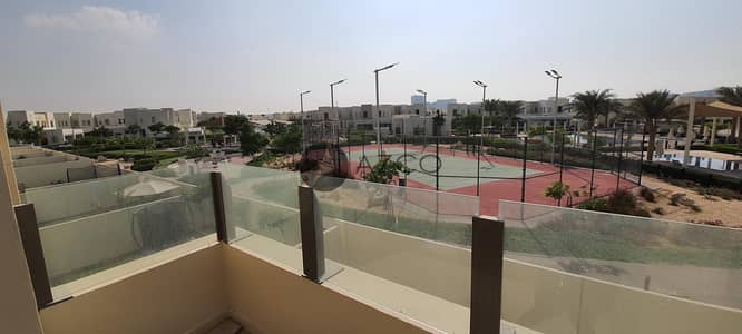 فیلا 3 غرف نوم للايجار في ريم، دبي - 3 Bedroom | Type H | Single Row | Pool view