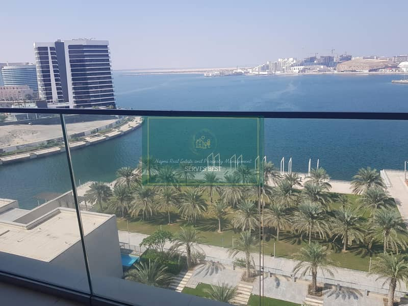 15 Beach access! Full sea view 2 Bed with appliances
