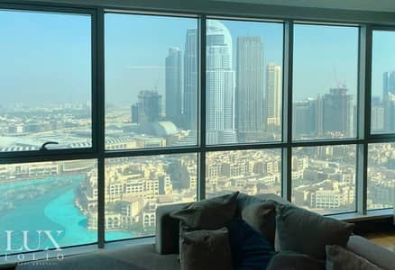 |Fully furnished|Spectacular Burj views
