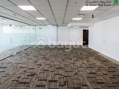 Office for Rent in Barsha Heights (Tecom), Dubai - Near Metro Station | Fitted Office | Maintenance Free