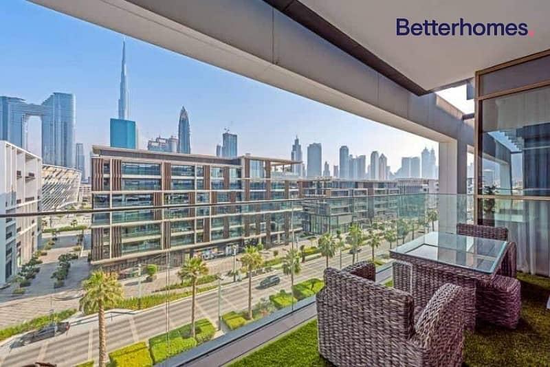 Unique I Partial Burj Boulevard view I VOT