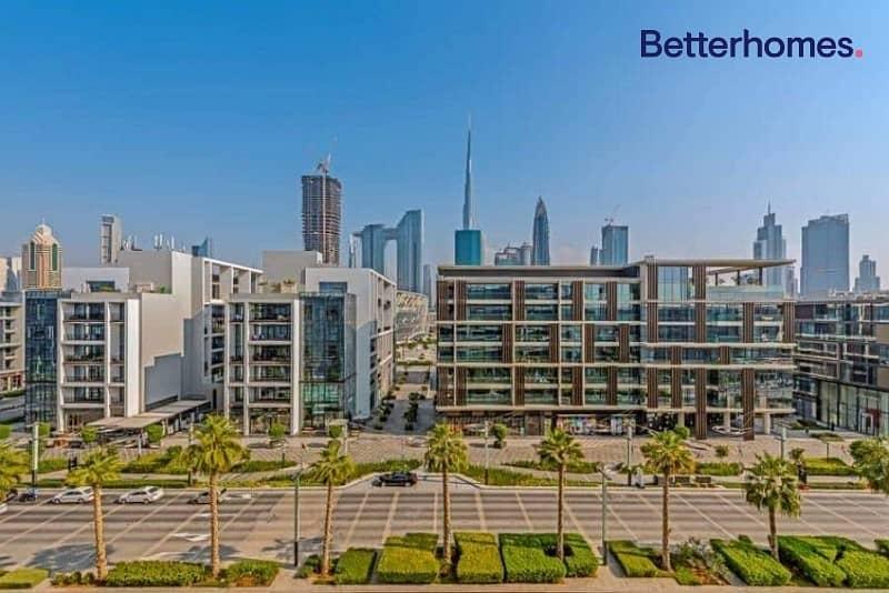 2 Unique I Partial Burj Boulevard view I VOT