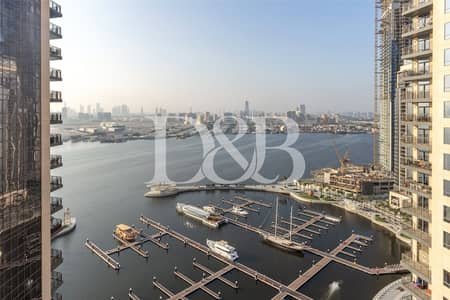 3 Bedroom Apartment for Sale in The Lagoons, Dubai - Marina View | Maid | 3 Years Payment Plan