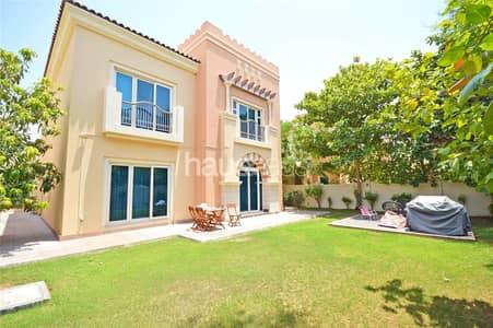 5 Bedroom Villa for Sale in Dubai Sports City, Dubai - Great Condition | C1 | Park Backing