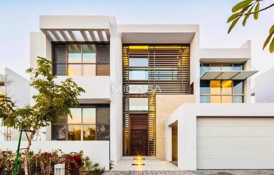 Luxurious 4 Beds Contemporary in MBR city.