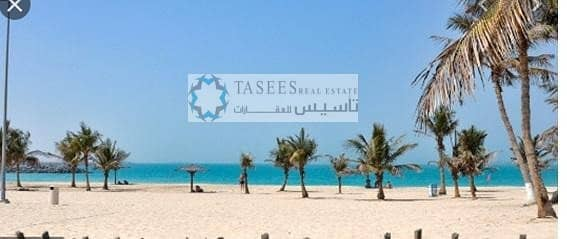 ارض سكنية  للبيع في الممزر، دبي - Freehold / Al Mamzar Front -Villa /Plot for Sale!