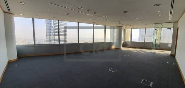 Office for Sale in Jumeirah Lake Towers (JLT), Dubai - Investors|Leased Office|Partition|2 Parkings