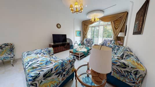 2 Bedroom Apartment for Sale in Dubai Festival City, Dubai - FULLY FURNISHED 2BR + MAIDS ROOM I HUGE GARDEN I PERFECT FOR FAMILY