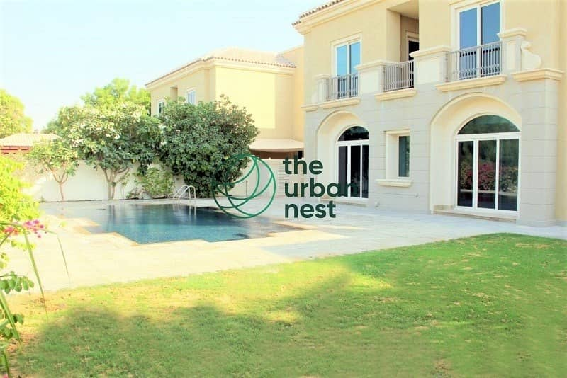 2 Stunning B1 | Golf Course View | Infinity Pool