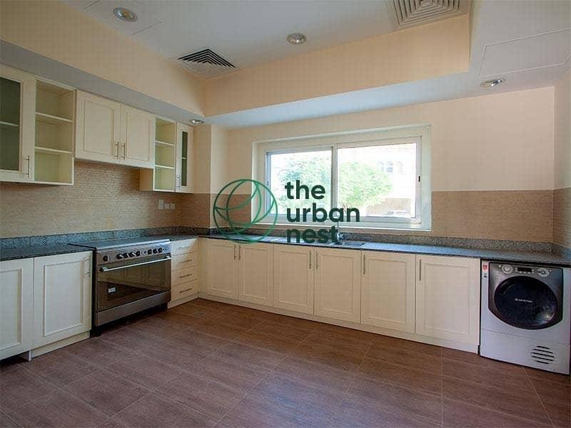 2 Vacant 5 Bed Villa | Basement and Closed Garage
