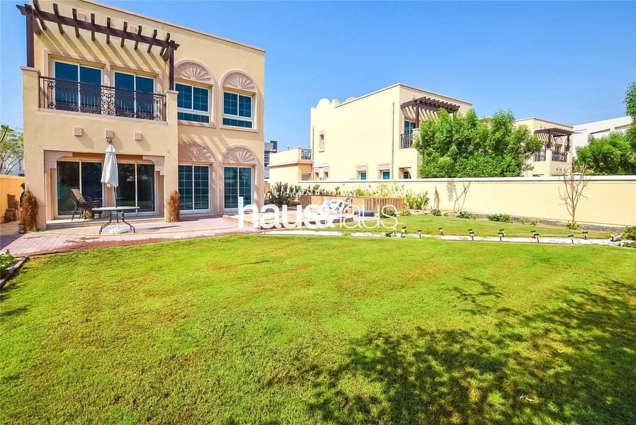 2 Negotiable Price| Corner Villa |Landscaped Garden