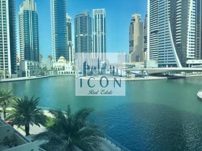 3 Bedroom Flat for Rent in Dubai Marina, Dubai - chiller free spacious modern 3bhk in prime location