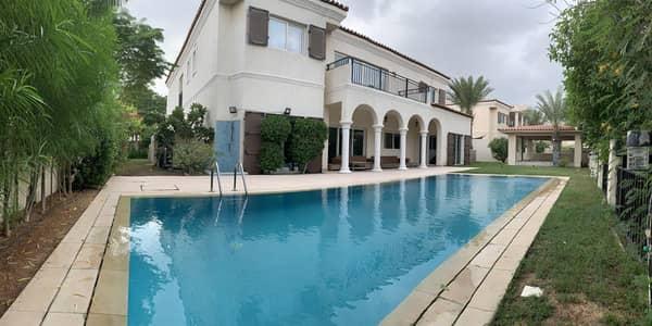 فیلا 5 غرف نوم للايجار في جرين كوميونيتي، دبي - Ideal for a corporate executive! Well Maintained