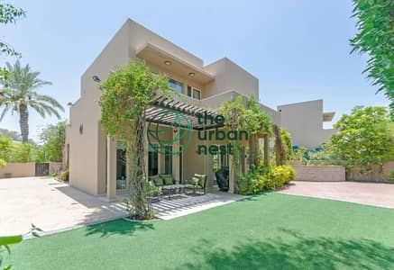 3 Bedroom Villa for Sale in Arabian Ranches, Dubai - Large Plot | Backing Park | Immaculate | Type 7