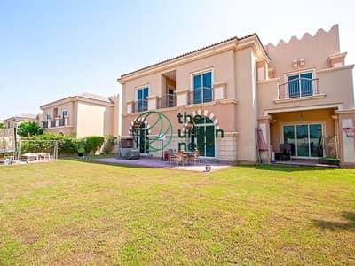 5 Bedroom Villa for Sale in Dubai Sports City, Dubai - Type B1 | Golf Course View | 4 Parking Garage