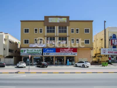 1 Bedroom Apartment for Rent in Al Rawda, Ajman - One bedroom for Rent in AL RWADA 3 with flexibility installment