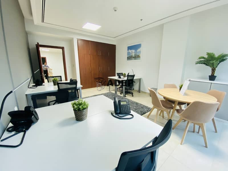 Amazing offices available at prime location
