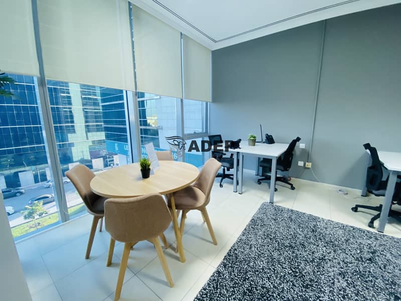 2 Amazing offices available at prime location