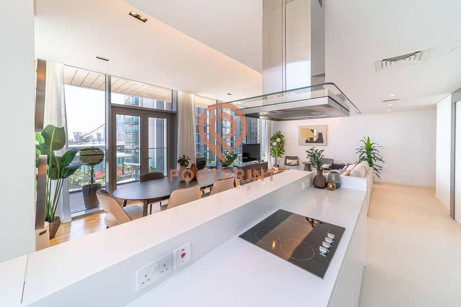 2  With Luxury Furniture | Ain Dubai View