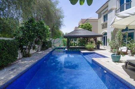 5 Bedroom Villa for Sale in Dubai Sports City, Dubai - EXCLUSIVE | Upgraded Kitchen | Exceptional Garden