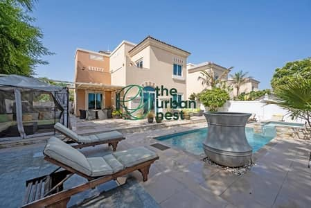 4 Bedroom Villa for Sale in Dubai Sports City, Dubai - EXCLUSIVE | Stunning Type C3 | Quiet Location