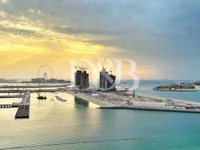 1 Bedroom Penthouse for Sale in Dubai Harbour, Dubai - RESALE | REDUCED PRICE | FULL SEA VIEW