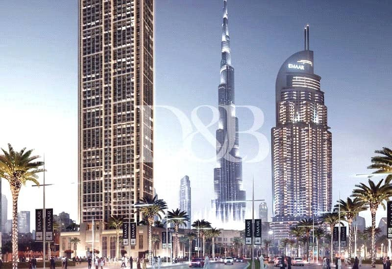2 RESALE | Reduced Price | Best Deal in Burj Royale