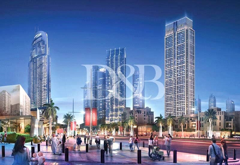 RESALE | Reduced Price | Best Deal in Burj Royale