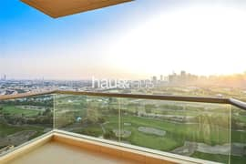 Two Bedroom | Full Golf View | Vacant | High Floor