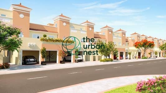 4 Bedroom Townhouse for Sale in Dubai Sports City, Dubai - EXCLUSIVE | Brand New | End Unit  | On the Park