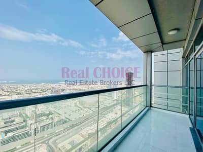 4 Bedroom Penthouse for Rent in Sheikh Zayed Road, Dubai - Luxury Penthouse |4 Br | Burj View l Big Balcony