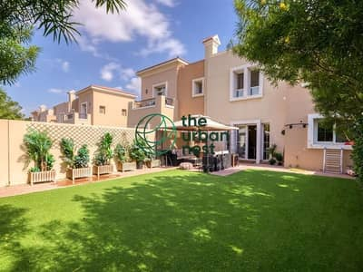 3 Bedroom Townhouse for Sale in Arabian Ranches, Dubai - EXCLUSIVE | Upgraded Type 3M | Close to Park
