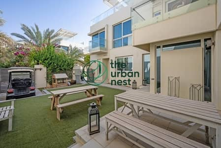 4 Bedroom Townhouse for Rent in The Sustainable City, Dubai - Sustainable House| Solar Roof Panels | Vacant