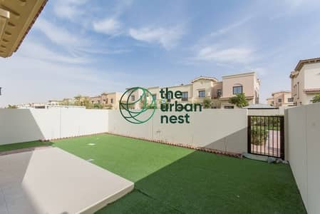 3 Bedroom Villa for Sale in Reem, Dubai - Single row |Type 1M | Garden and Community View