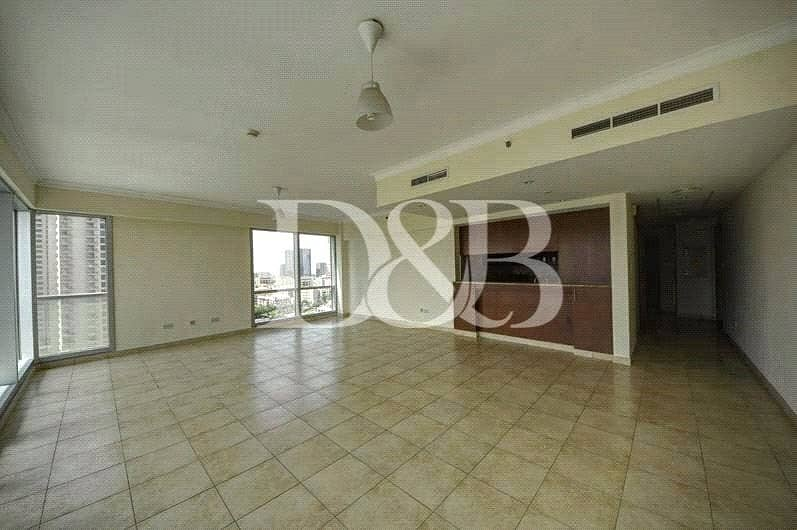 1 Full Emirates Golf Course View | Large 2BR
