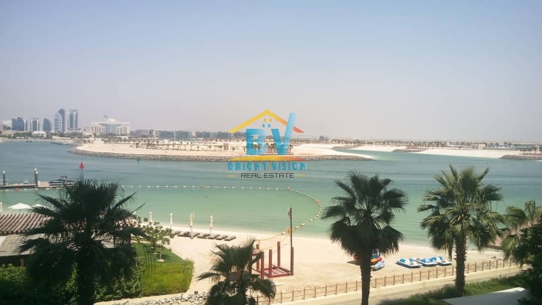 2 Breathtaking 2 Bhk +Maids Room with Sea view in Corniche Area