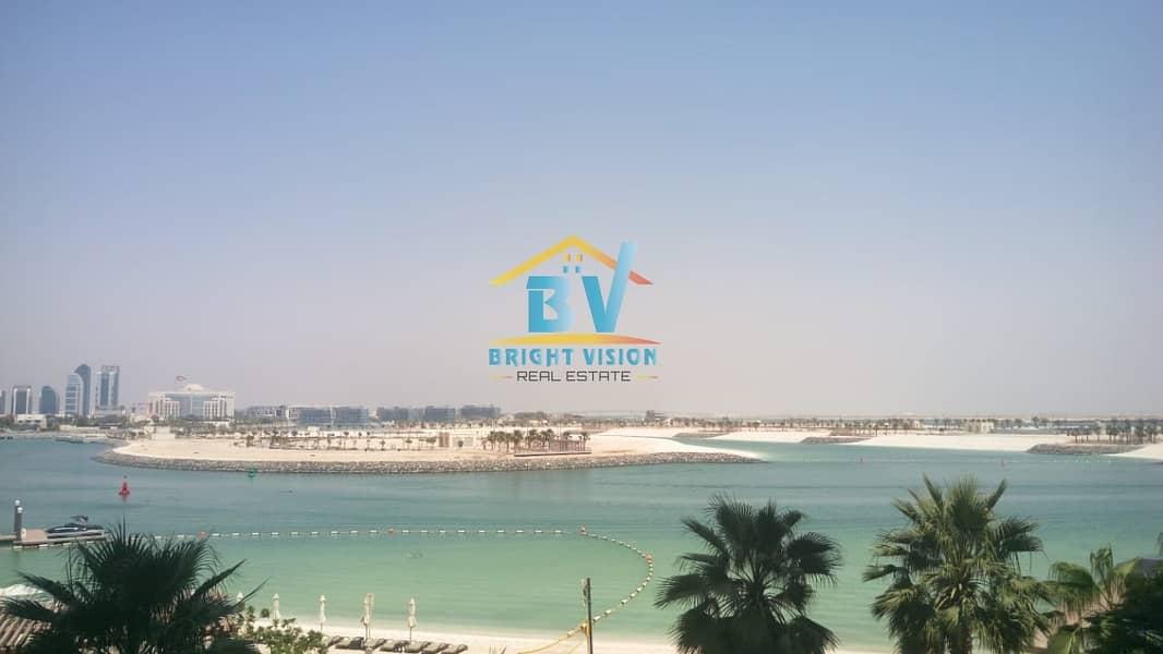 Breathtaking 2 Bhk +Maids Room with Sea view in Corniche Area