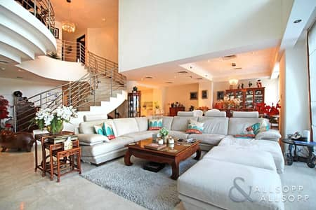فلیٹ 3 غرف نوم للبيع في دبي مارينا، دبي - 3 Bed Duplex | Private Pool | Exclusive