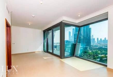 فلیٹ 3 غرف نوم للايجار في وسط مدينة دبي، دبي - Spacious 3 BR + Maid's| Full Burj Khalifa View