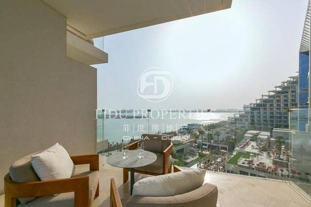 Full Sea View | Luxury Finishing | Beach Access