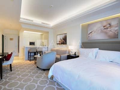 استوديو  للبيع في وسط مدينة دبي، دبي - Mid Floor | Fully Furnished | Close to Metro