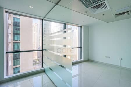 Office for Rent in Business Bay, Dubai - Fitted and Partitioned | Prime Location