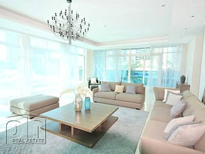 5 Bedroom Villa for Rent in Dubai Marina, Dubai - Luxury Villa   360 Marina View   Available