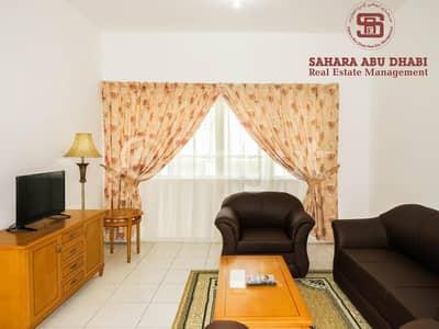 شقة 2 غرفة نوم للايجار في المركزية، أبوظبي - No commission Large  Comfortable 2BR Serviced Apartment