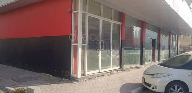 Showroom For Rent in Ajman Rashidiya